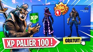 XP QUICKLY LEVEL 100!! SKIN MAX LYCAN - CALAMITÉ on Fortnite!