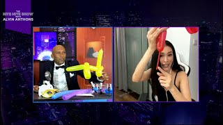 The Nite Nite Show with Alvin Anthons feat. Amber Chia - Supermodel Mom Reveals Her Fun Side!