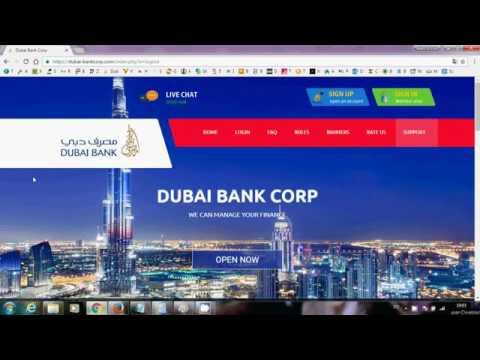 عاجل :موقع جديد للاستثمار  dubai-bankcorp