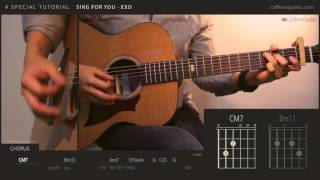 Gambar cover Sing For You 싱포유 - EXO 엑소 | Requested Episode | Guitar Cover