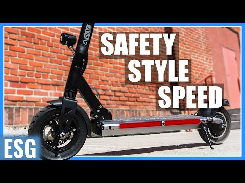 Why the Evolv Tour XL is Safety, Style and Speed | Evolv Tour XL Review