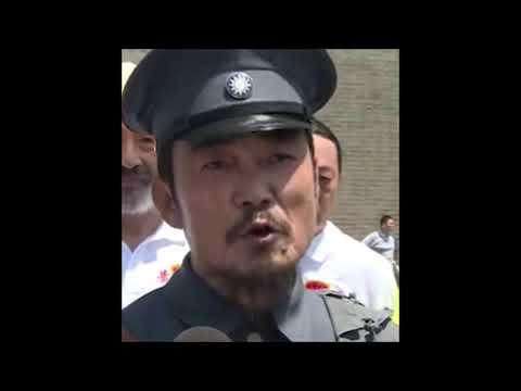 Taiwan Army Colonel 繆德生 Walks Across Mainland China