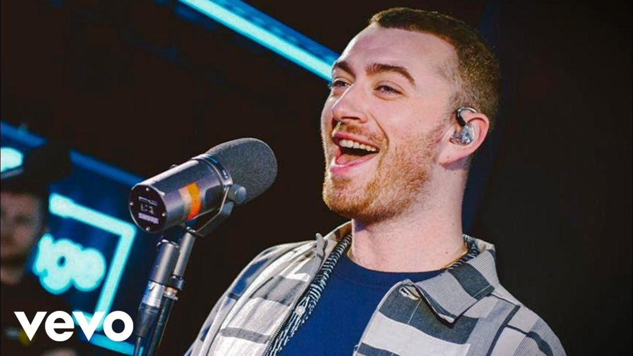 Sam Smith Have Yourself A Merry Little Christmas.Sam Smith Have Yourself A Merry Little Christmas In The Live Lounge