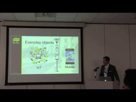 Weather & the Smart City (Rich Carne, MetOffice)