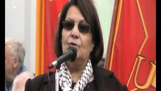 Leila Khaled: Where there is occupation there will always be resistance