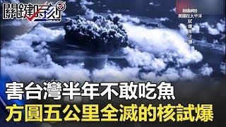 害台灣半年不敢吃魚 方圓五公里全滅的美軍核試爆!? 關鍵時刻 20180122-5黃創夏 王瑞德 馬西屏