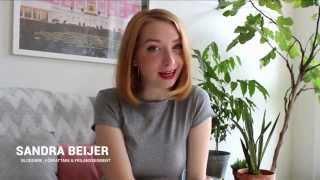 Modebloggaren Sandra Beijer är en Four Fitter!