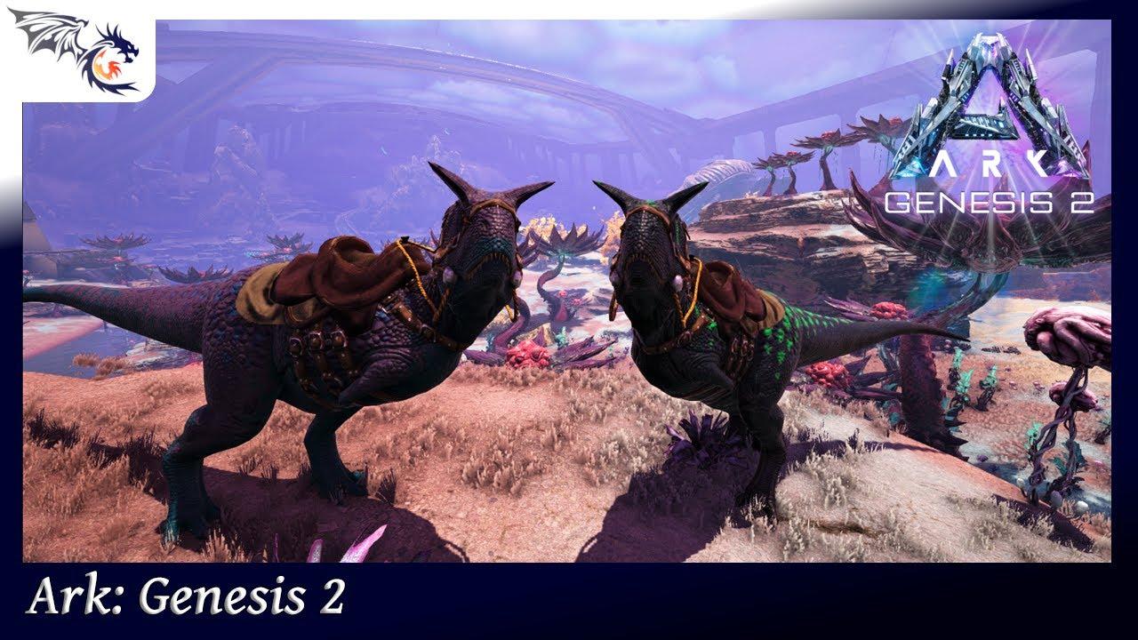 R-Carnos & Flying Ferrets | Ark: Genesis 2 #52