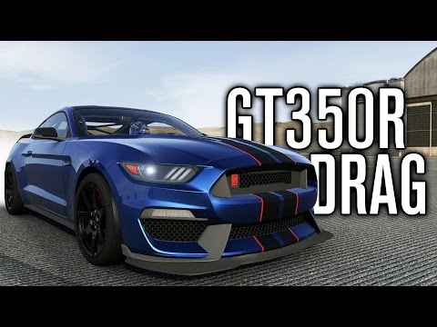 ford-shelby-gt350r-(actual)-drag-build!-|-forza-motorsport-6