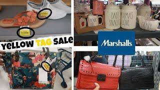 MARSHALL'S YELLOW TAG SALE…
