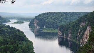 Сплав по реке Вишера / 2009 год #153