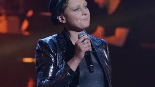 "The Voice of Poland - Natalia Sikora - ""With a Little Help from My Friends"""