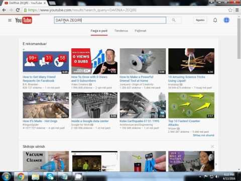 shkarko muzike nga youtube