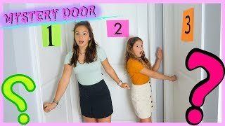 DON'T OPEN THE WRONG MYSTERY DOOR | SISTER FOREVER