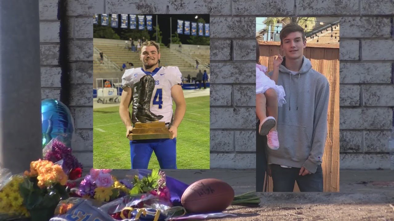 Family and friends gather to honor the lives of Clovis teens killed in crash (KGPE)