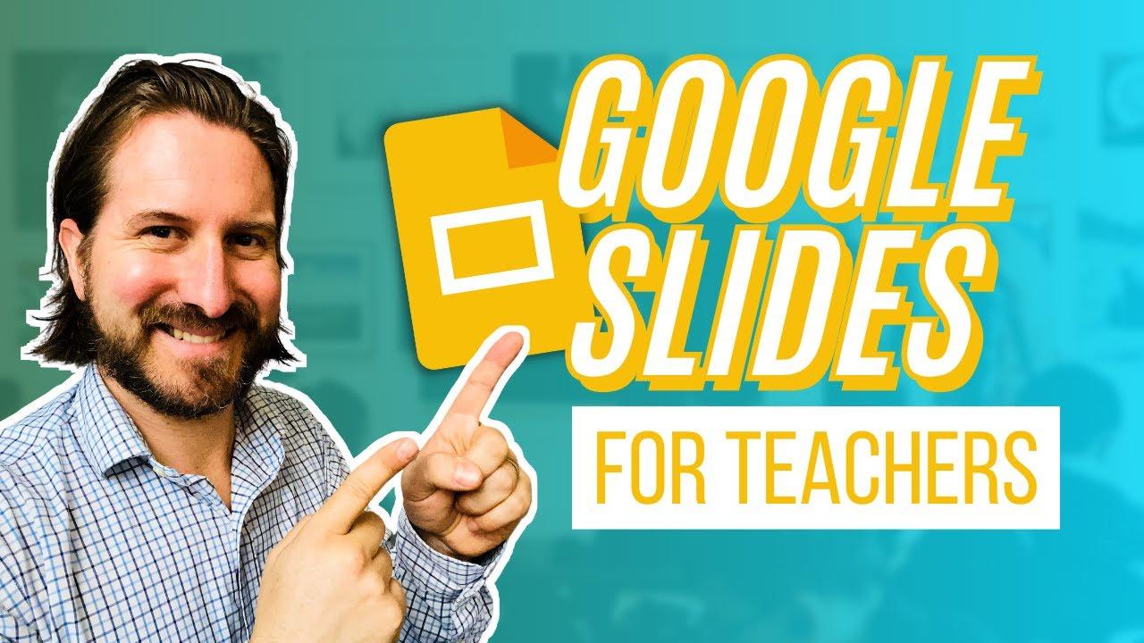 Download Google Slides Tips & Tricks for Teachers