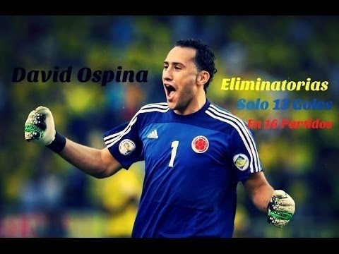 David Ospina | Best Saves With Colombia | 2013/2014 Videos De Viajes