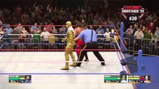 wwe2k16 royal rumble match part 2