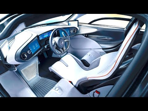 McLaren Speedtail INTERIOR 3 Seater McLaren F1 Is Back New McLaren Interior Video 2019 CARJAM