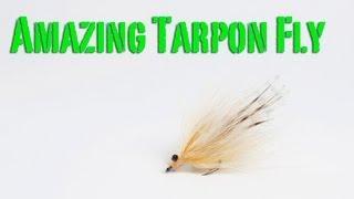 Fly Tying Amazing Tarpon fly