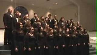 Jubilate (University of Virginia) - He Never Failed Me Yet