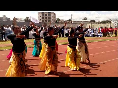 Bangedesh dencing in #Sport and Fun day 2016 MAURITIUS##