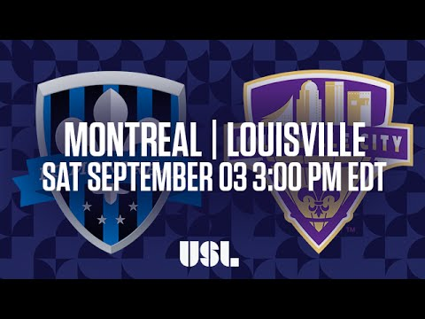 WATCH LIVE: FC Montreal vs Louisville City FC 9-3-16