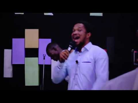 Lawrence Oyor Intense Soaking Session  Gloryhub Ministries