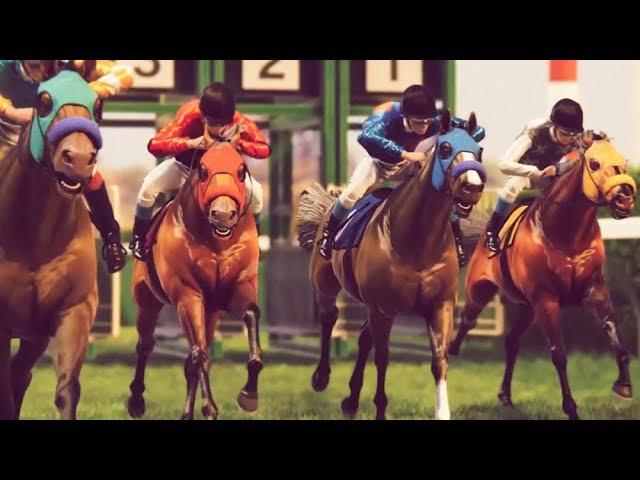 Phar Lap Horse Racing Challenge Announce Trailer Ps4 Youtube