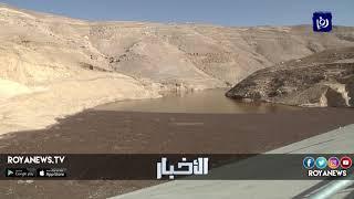 الأردن .. المنخفض الجوي الأخير يعزز المخزون المائي ويبشر بموسم زراعي جيد - (17-1-2019)