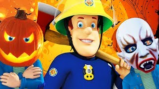Fireman Sam New Episodes | Norman's Trick or Treat Night 🎃 1 Hour Halloween | Cartoons for Children