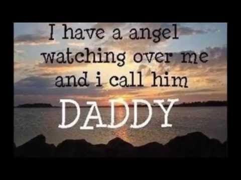 Happy Birthday in Heaven Daddy - YouTube