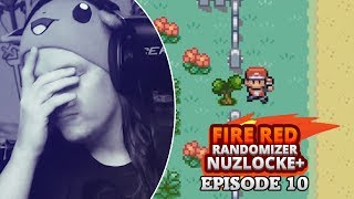[EP 11] THE FORGOTTEN ITEM | Pokemon Fire Red Nuzlocke+
