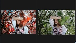 Speed Retouching. Adobe Photoshop Tutorial