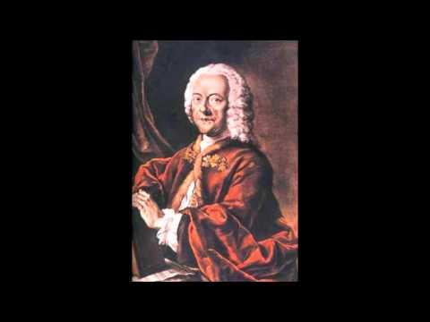 Telemann - Suite for 2 Flutes e moll, TWV 55 : e1 (from Tafelmusic I)