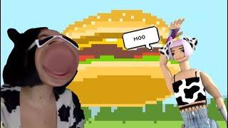 moo! | Doja cat | Roblox music video | Big Betty