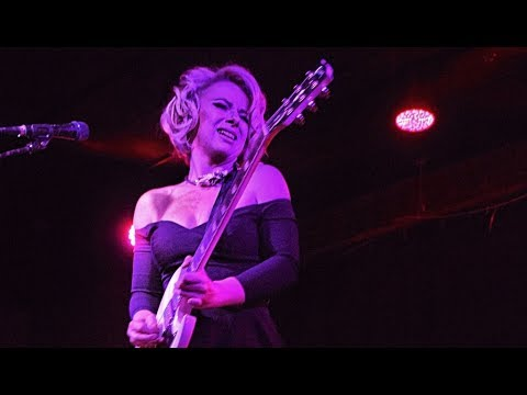 SAMANTHA FISH CHILLS AND FEVER @ THE  MUSICA  AKRON OHIO 81718