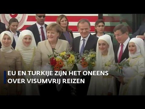 'EU moet toegeven op visumvrij reizen voor Turkije'