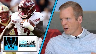 NFL Draft 2019: Chris Simms' Top 5 Running Back Rankings | Chris Simms Unbuttoned | NBC Sports