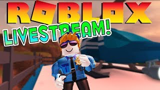 ROBLOX LIVE STREAM! | COME JOIN! LET'S PLAY SOME ROBLOX! | Roblox Gameplay