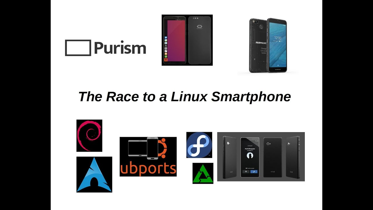 Download Who is Winning the Linux Smartphone Race?
