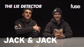 Jack & Jack Take a Lie Detector Test: Would They Be Better Off Solo?