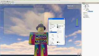 How to make a GUI on Roblox