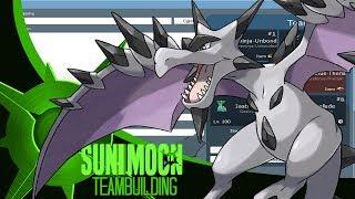Pokemon S/M Teambuilding W/ Jam #3 - Mega Aerodactyl