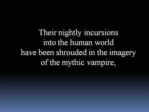 The Ancient Origins of the Vampire