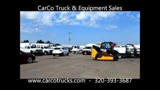 JCB 260T ECO Track Loader for sale by CarCo Truck