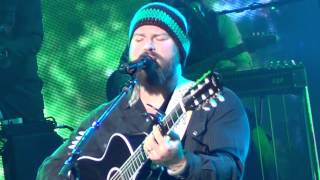 "Zac Brown Band ""No Hurry"" live at Darien Lake Performing Arts Center"