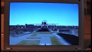 Advent 4211 / MSI Wind - Game Microsoft Flight Sim 2002