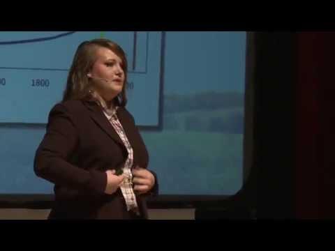 Dinner reservations for 9 billion: Lauren Riensche at TEDxUChicago 2014