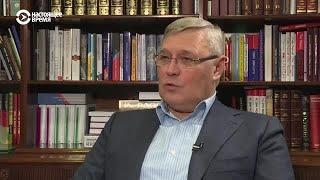 Михаил Касьянов— про убийство Немцова иРоссию. Большое интервью